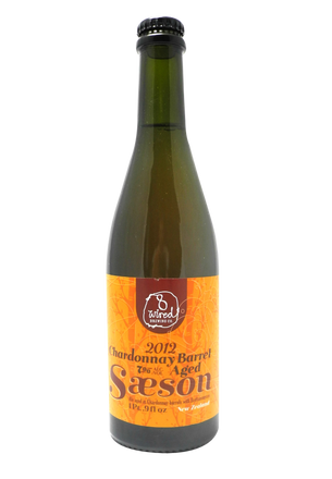 8 Wired Chardonnay Barrel Aged Saeson