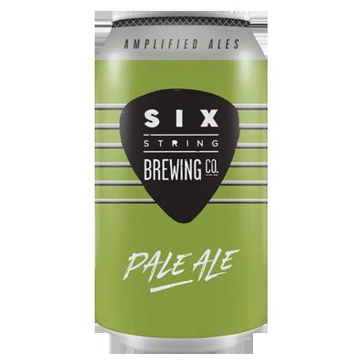 Six String Pale Ale