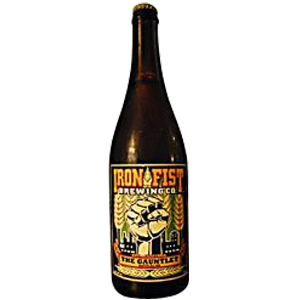 Iron Fist The Gauntlet Imperial IPA