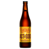 Tuatara Act of God Sour Abbey Ale