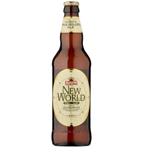 Marstons Pedigree New World