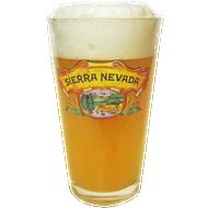 Sierra Nevada Pint Beer Glass