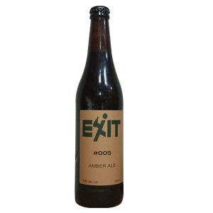 Exit 005 Amber Ale