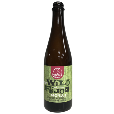 8 Wired Wild Feijoa Sour Ale 2016