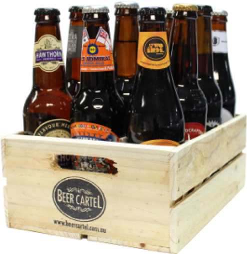 Mixed Beer 12 Pack