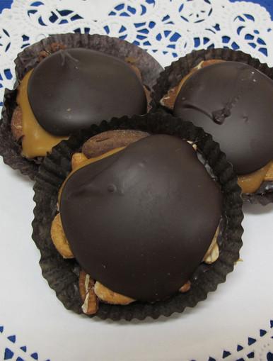 Braggers - Mixed Nuts - Dark Chocolate