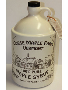 Vermont Maple Syrup - One Gallon
