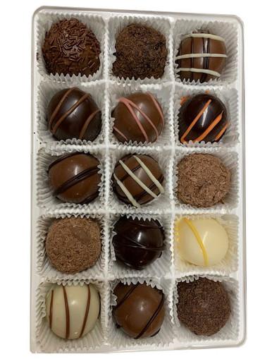 Truffles - Assorted - 15 Pieces