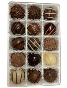 Truffles - Assorted - 15 Pieces