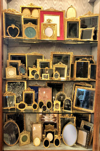 Assorted Antique and New Picture Frames.  Please Contact us for Individual Product Information