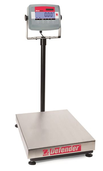Ohaus Defender 3000 Bench Scale D31P300BX AM