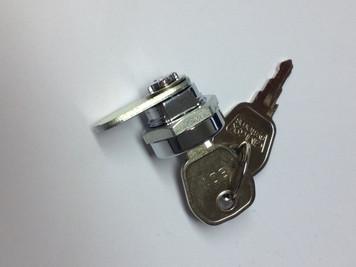 LOCK801L | Replacement Lock & Key For  Haes Excel EN Range of Panels