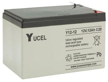 YUCEL12-12  |  Yuasa 12AH 12V Battery