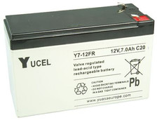 YUCEL7-12   Yuasa 7 AH 12V Battery