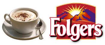 Folgers Cappuccino Mix