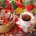 Catherine Marie's Gingerbread Flavored Coffee Beans