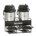 Bunn Univ 2 Coffee Maker Airpot Rack