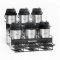 Bunn Univ 6 Coffee Maker Airpot Rack