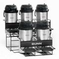 Bunn Univ 5 Coffee Maker Airpot Rack