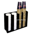 HHD 4 Section Cup And Lid Organizer PC1004
