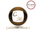 Catherine Marie's House Blend Decaf Coffee Packets 42/CT 2.0 oz