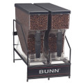 Bunn Multi-Hopper Grinder 2 Position Rack