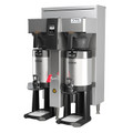 Fetco CBS-2142XTS Twin 1.0 Gallon Coffee Maker