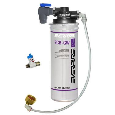 Keurig High Volume Water Filter System + 3/4