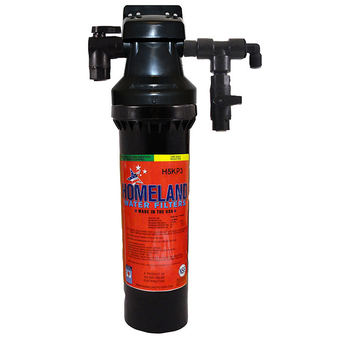 Homeland HFK14 Water Filtration System