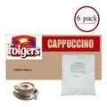 Folgers French Vanilla Cappuccino Mix