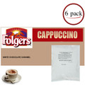 Folgers White Chocolate Caramel Cappuccino Mix