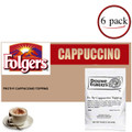 Folgers Frothy Cappuccino Topping Mix