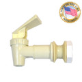 Tomlinson Beige Ceramic Crock Water Dispenser Faucet