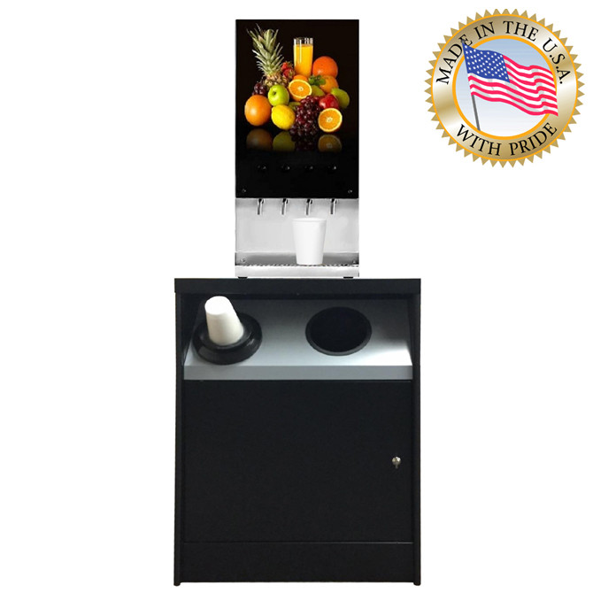 All State OCS 200 TR-CD-SF Office Coffee Stand