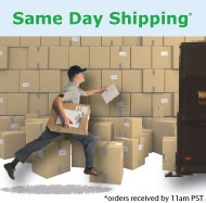 Same Day Shipping!