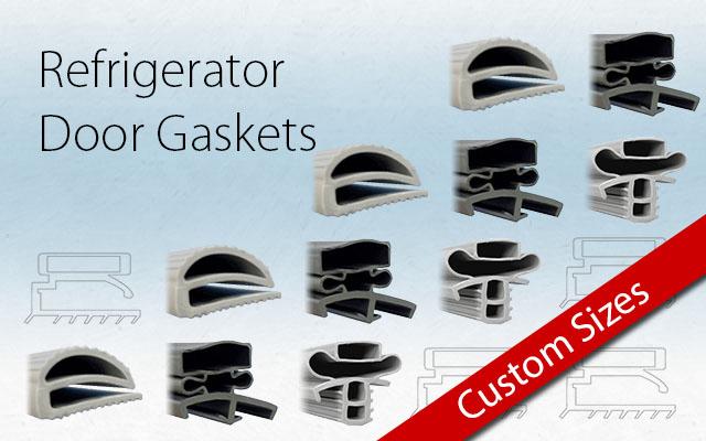 Refrigerator Gaskets Refrigeration Gaskets Strip
