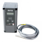 Johnson Controls - Electronic Thermostat - A419ABC-1C