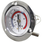 """621037 - 2"""" Dial Thermometer -40/65f, 3"""" Flange"""