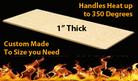 Custom Cutting Board - 1 Inch Thick - Tan Richlite
