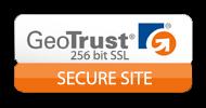 Site sécurisé par GeoTrust & BigCommerce