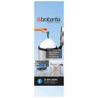 Brabantia 20 litre Webshopsacs poubelles (E)