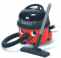 Henry Aspirateur 9lt en rouge