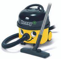 Henry Aspirateur en jaune