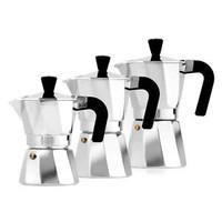 La cafetière Andorre Express 9 tasse machine à expresso