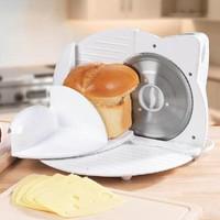 Swan SP10060N Compact Blanc électrique trancheur alimentaire