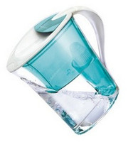 Hanson filtre à eau 30 de Aqua LCD en bleu