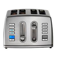 Cuisinart CPT445U 4 tranche numérique en acier inoxydable brossé grille-pain