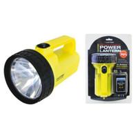 Lloytron D2001YL Lanterne de puissance double avec PJ996 Batterie en jaune