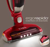 AEG AG3012 BrushRollClean Ergorapido 18v 2 dans 1 stick vide