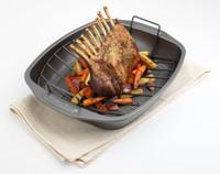 Circulon articles de cuisson anti-adhésive Roaster avec crémaillère
